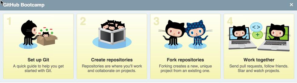 GitHubBootCamp